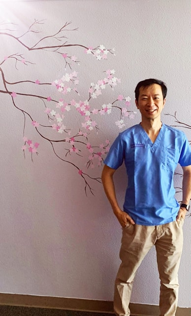 David Cheung, Licensed Acupuncturist